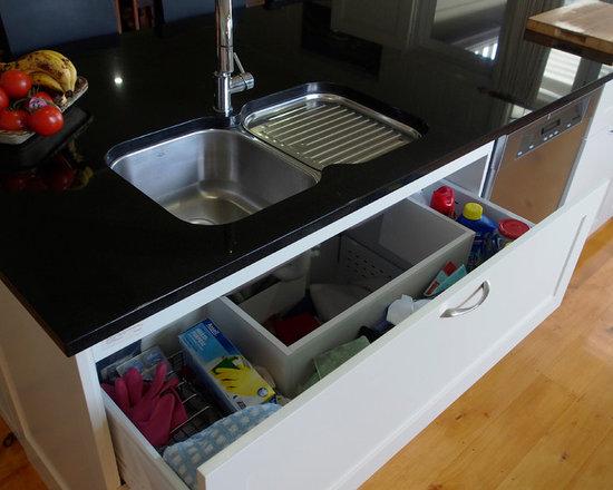 under sink drawer. Interior Design Ideas. Home Design Ideas