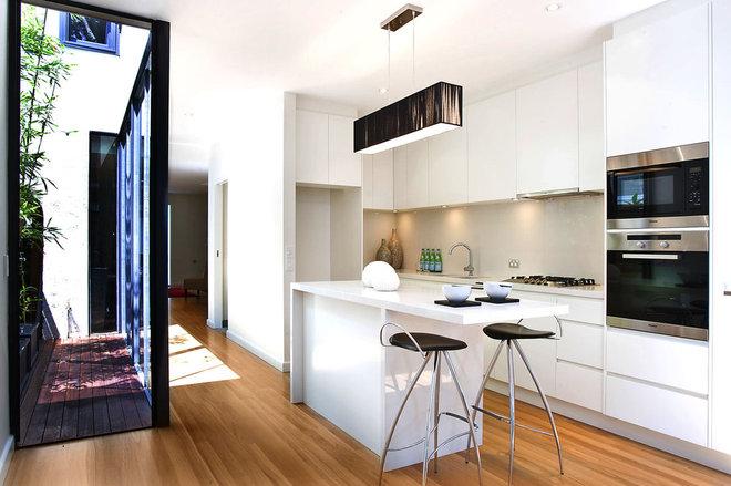 Contemporary Kitchen by ORBIS design
