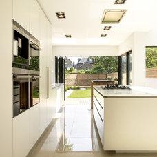 Contemporary Kitchen by Laura Hammett Ltd