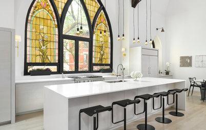 Perfekt USA Houzzbesuch: Einfach Himmlisch! Eine Kirche In Chicago Wird Zum Zuhause