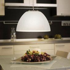 Contemporary Kitchen by Littman Bros Lighting