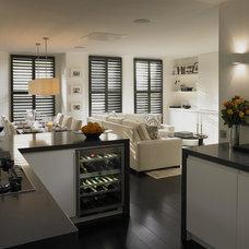 Contemporary Kitchen by McCarron & Company