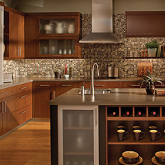 modern kitchen cabinets by Main Line Kitchen Design