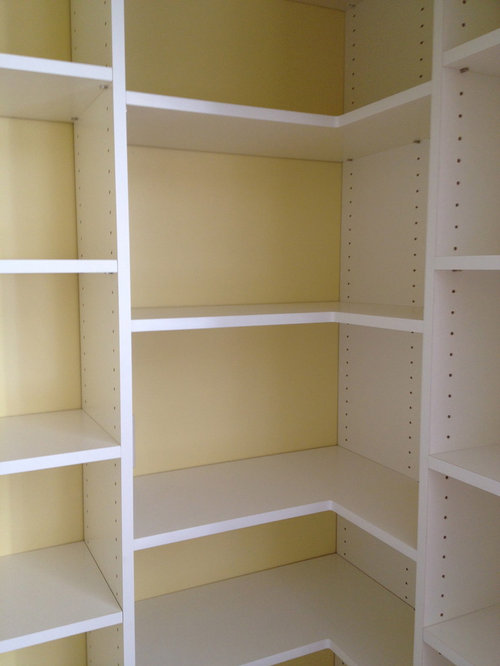 Adjustable Pantry Shelves Home Design Ideas, Pictures, Remodel and Decor