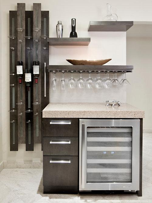 Kitchen Design Ideas Photos 8 tags estimate 31600 contemporary kitchen with lg hausys viatera countertop in snowstorm stone tile pendant light Example Of A Trendy Kitchen Design In Miami