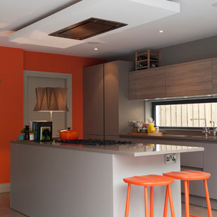 Grey And Orange >> Grey And Orange Houzz