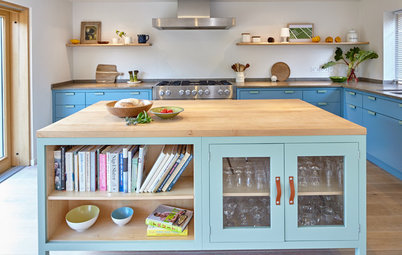 Houzz Tour: A Home Last Updated in the 1970s is Totally Transformed