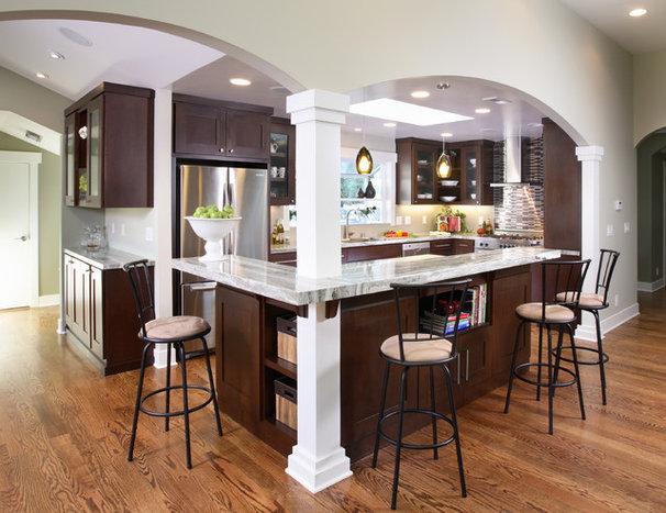 Contemporary Kitchen by Michelle Miner Design
