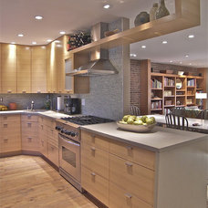 contemporary kitchen by Minion Gutierrez