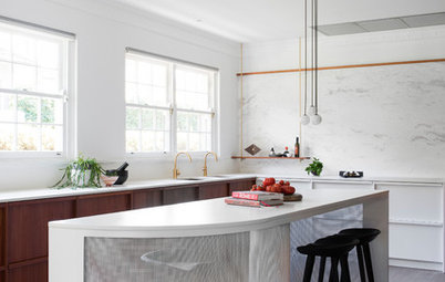 Room of the Week: A Light-Filled Modern Kitchen in a Period Home