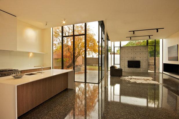 Современный Кухня Contemporary Kitchen