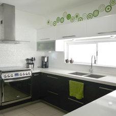 Contemporary Kitchen Contemporary Kitchen Monterrey Mexico