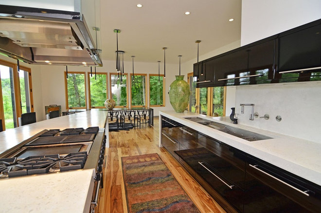 Contemporary Kitchen by Murphy & Co. Design