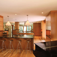 Contemporary Kitchen by National Association of the Remodeling Industry