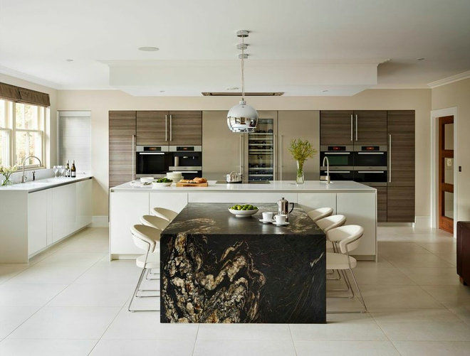 Contemporary Kitchen by Nicholas Anthony