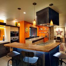 Contemporary Kitchen by Nicolette Patton, CKD