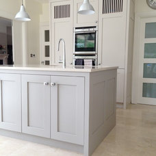 Contemporary Kitchen by Noel Dempsey Design