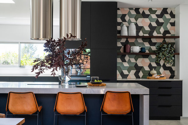 Contemporary Kitchen by onefour interiors