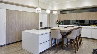 Contemporary Kitchen Oxshott