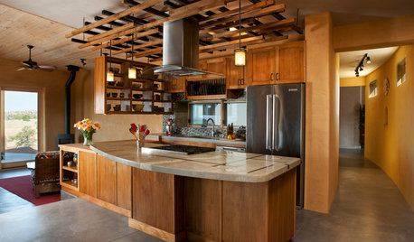 Kitchen of the Week: Artful and Ecofriendly in New Mexico