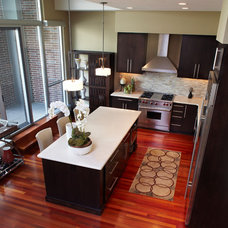 Contemporary Kitchen by Pat Manning-Hanson, ASID