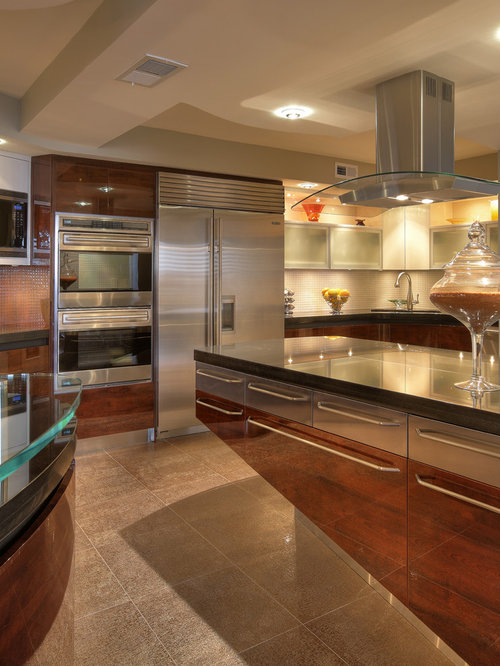 Glass Countertops For Kitchens Home Design Ideas Pictures