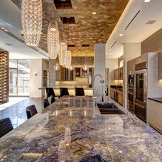 Contemporary Kitchen by Phillip Jennings Custom Homes