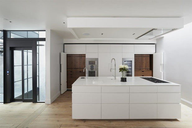 Contemporary Kitchen by Mccarron & Co