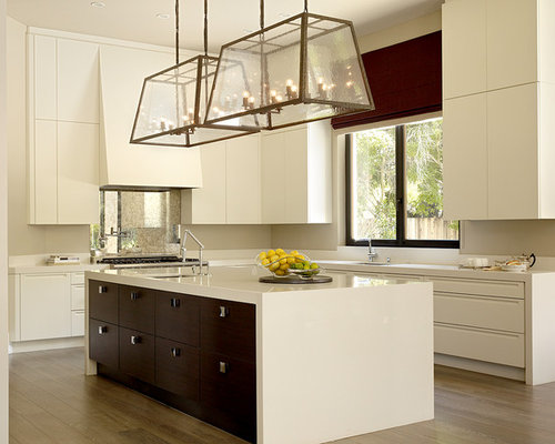 Mirror Backsplash kitchen mirror backsplash | houzz