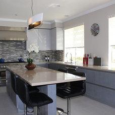 Contemporary Kitchen by Rancho Interior Design