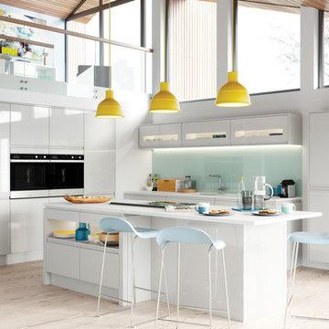 Contemporary Kitchen Range & Ideas