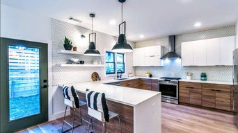 Contemporary Kitchen Rehab