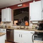Mediterranean Estate Home - Contemporary - Kitchen - Dallas - by AVID Associates LLC