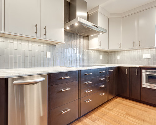 Contemporary Kitchen Remodel Frederick Md