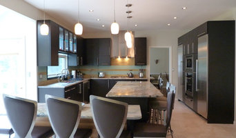 Contemporary Kitchen Remodel in Chevy Chase, MD