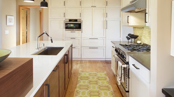 Contemporary Kitchen Remodel in High Point Estates Madison, WI