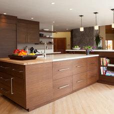Contemporary Kitchen by Martha Murray Design