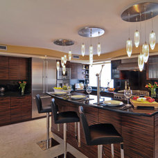 Contemporary Kitchen by Allied Kitchen and Bath