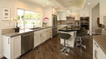 Contemporary Kitchen Remodel - South San Jose, CA