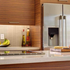 Contemporary Kitchen by Synthesis Inc.