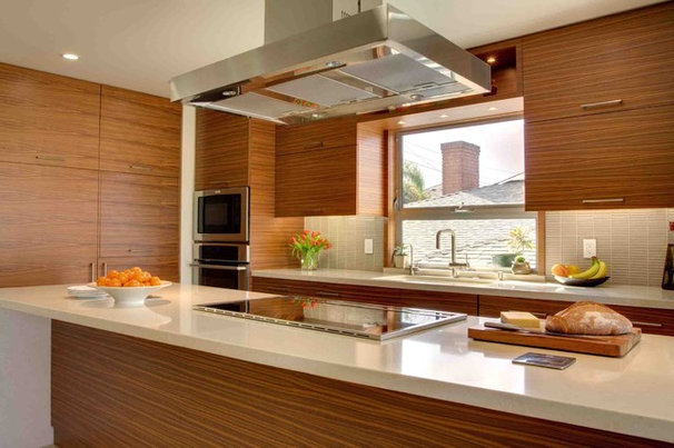 Modern Kitchen by Synthesis Inc.