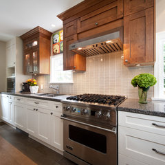 contemporary kitchen by Kerr Construction and Design
