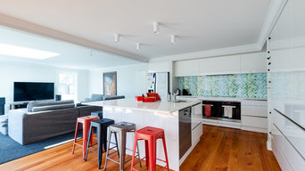 Contemporary Kitchen Renovations