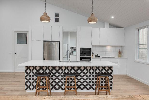 Contemporary Kitchen Contemporary Kitchen