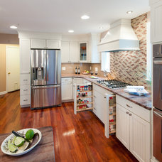Traditional Kitchen by RI Kitchen & Bath