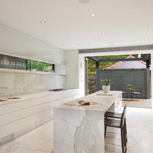 Marble Kitchens | Houzz