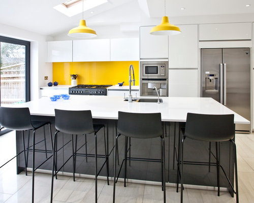 Save Photo. Contemporary Kitchen