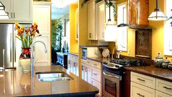 Contemporary Kitchen - St. Petersburg, FL