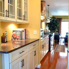 Contemporary Kitchen by Grand Kitchen & Bath
