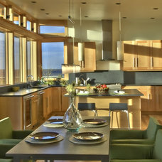 Contemporary Kitchen by Stillwater Dwellings